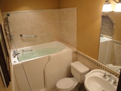 Independent Home Products, LLC installs hydrotherapy walk in tubs in Toston