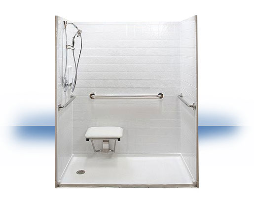 Loma Tub to Walk in Shower Conversion by Independent Home Products, LLC